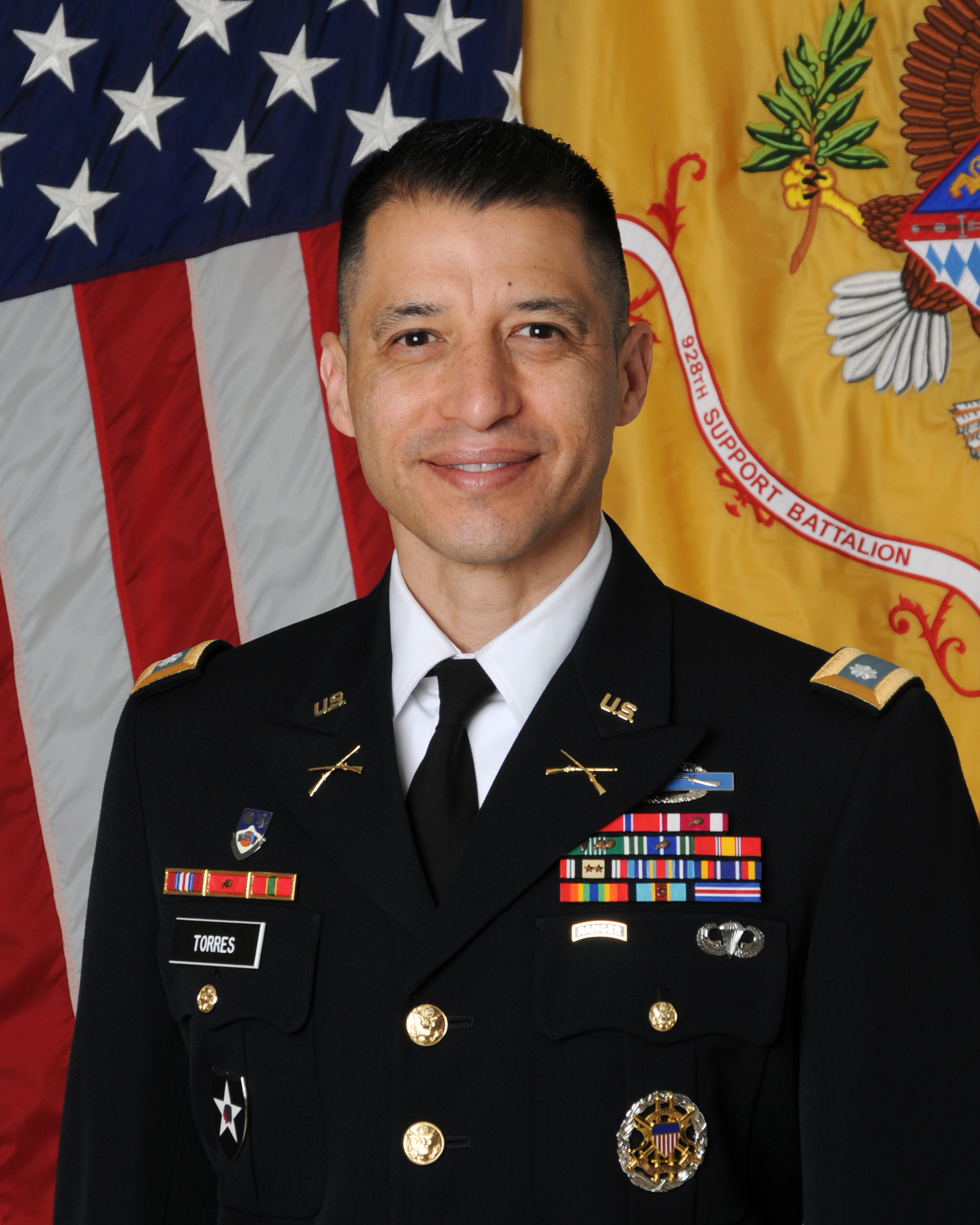 Lt. Col. Isaac Torres